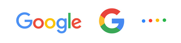 Google's new logo, icon and animation.