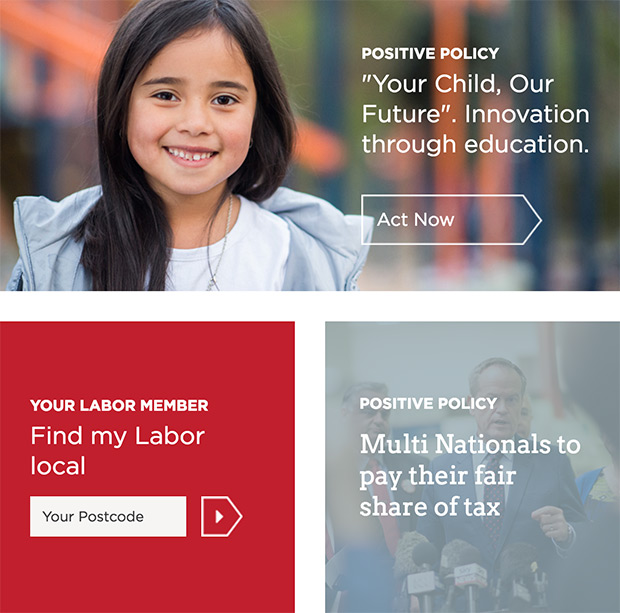 labour-party-website-australia