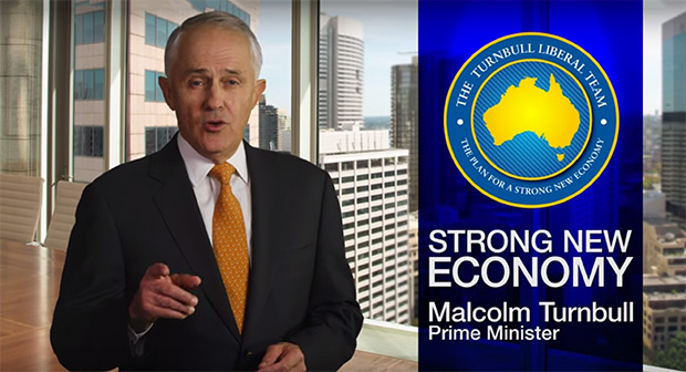 liberal-party-badge-video-australia