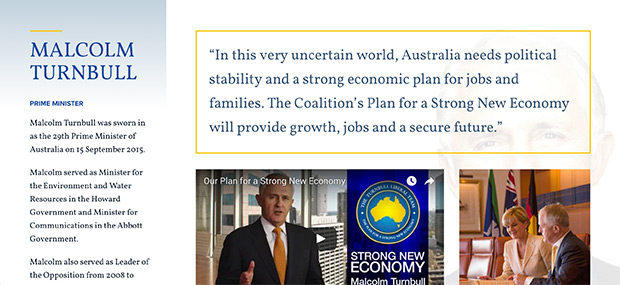 liberal-party-website-australia