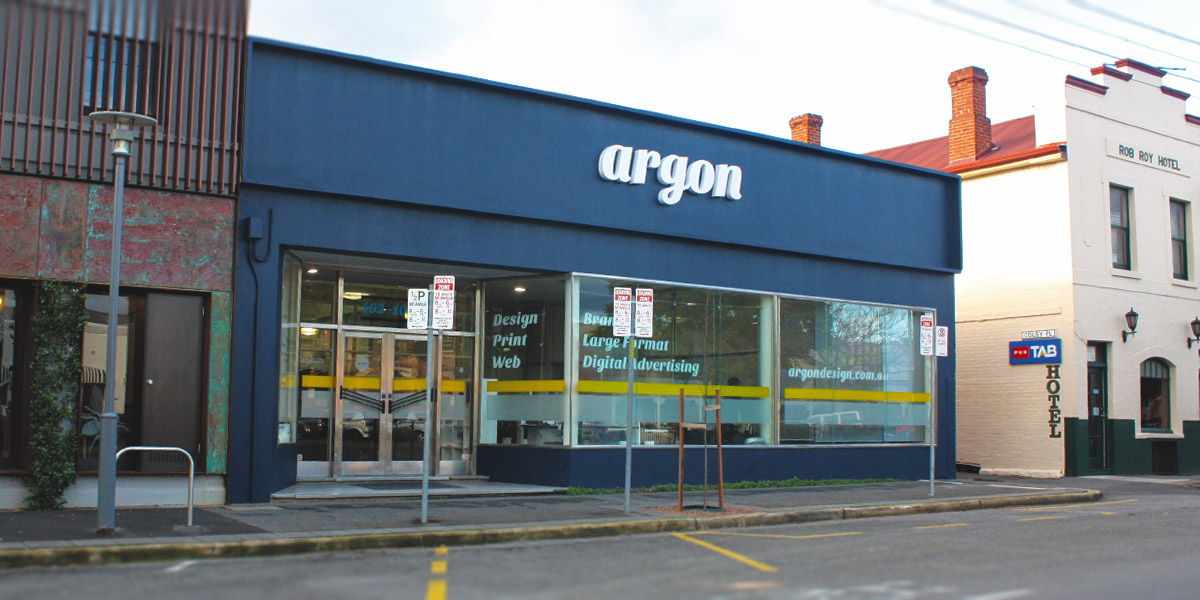 Argon Design moving office