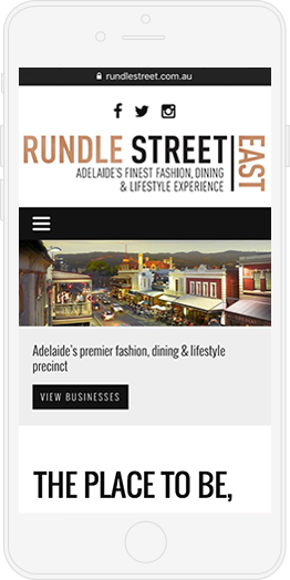 Rundle Street East Mobile