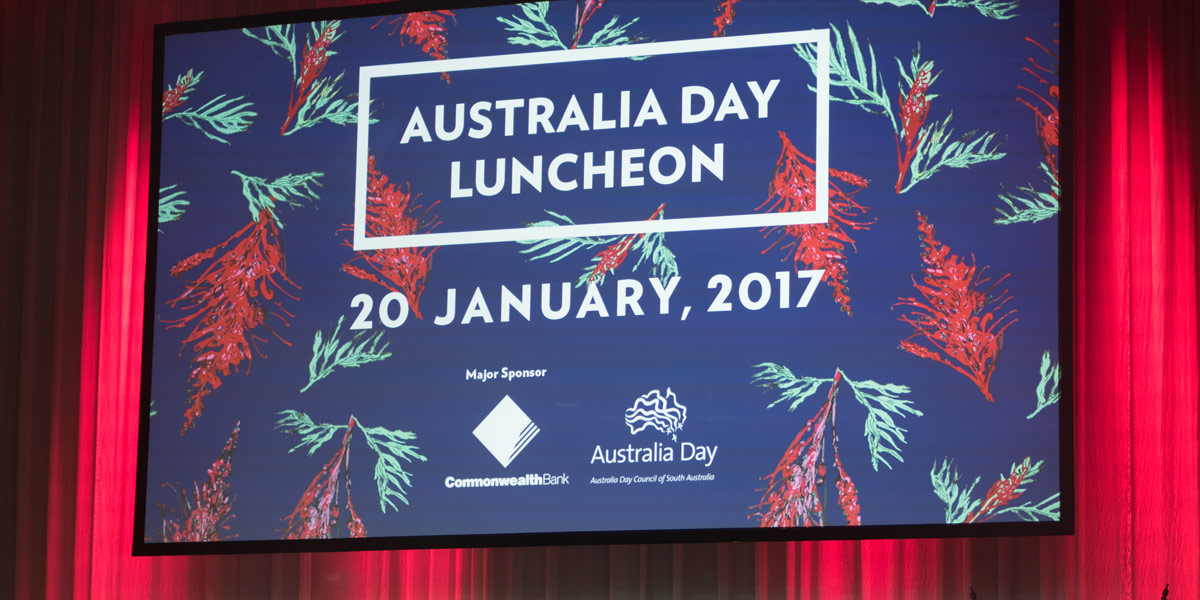 Australia Day Luncheon 2017